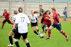 Женский футбол в Эстонии